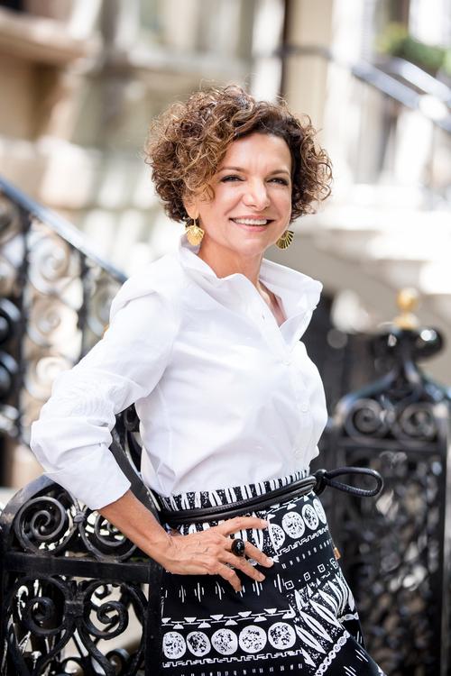Marcia Crivorot - Personal Shopper e Consultora de Imagem em NY