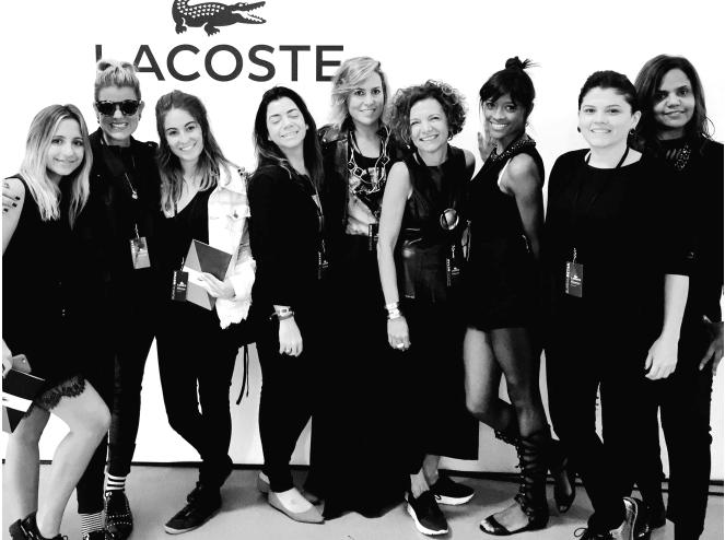 NY Fashion Tour - NY Fashion Tour Fevereiro 2016 - Curso de Moda em Nova York - Semana de Moda de Nova York - Backstage de desfiles - NYFW