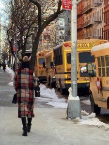 O Street Style durante a New York Fashion Week - Semana de Moda de NY - NY Fashion Tour - curso de moda em Nova York