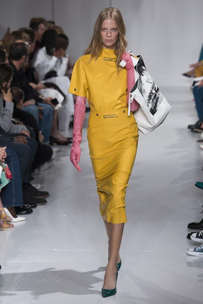 Calvin Klein - Semana de moda de Nova York - tendencias - Crivorot & Scigliano - Marcia Crivorot - personal stylist em Nova York