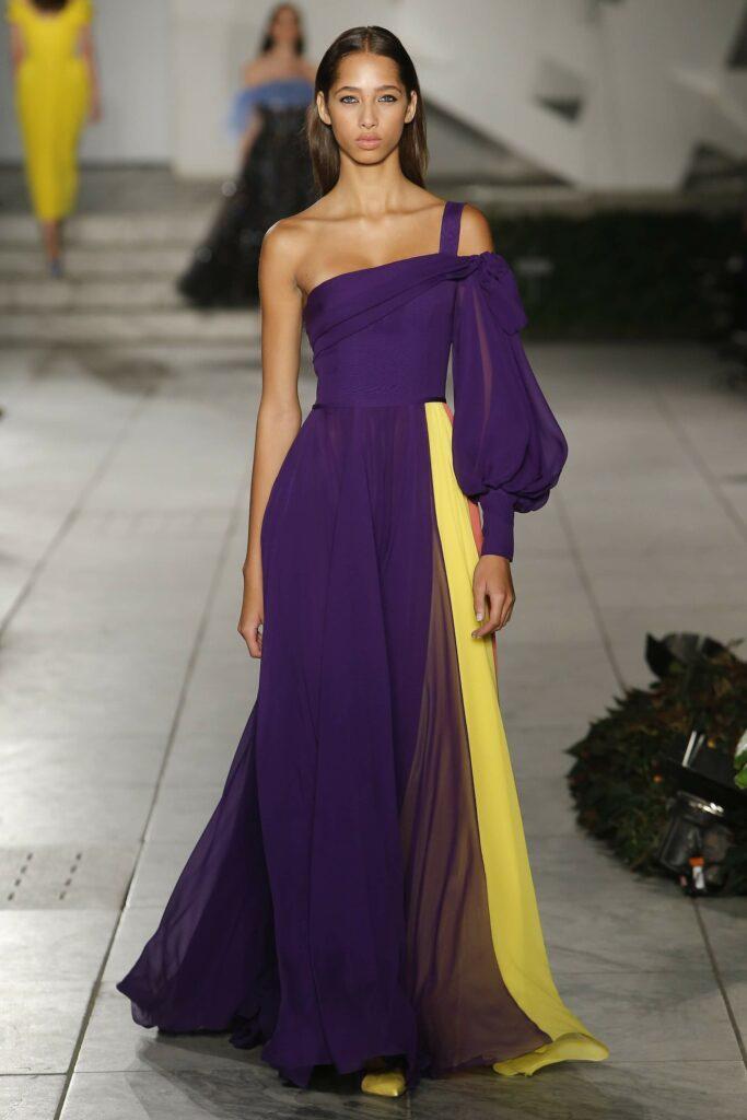 Carolina Herrera Spring 2018 - Semana de Moda de Nova York - NYFW - tendencias - Crivorot & Scigliano - Marcia Crivorot - personal stylist em Nova York