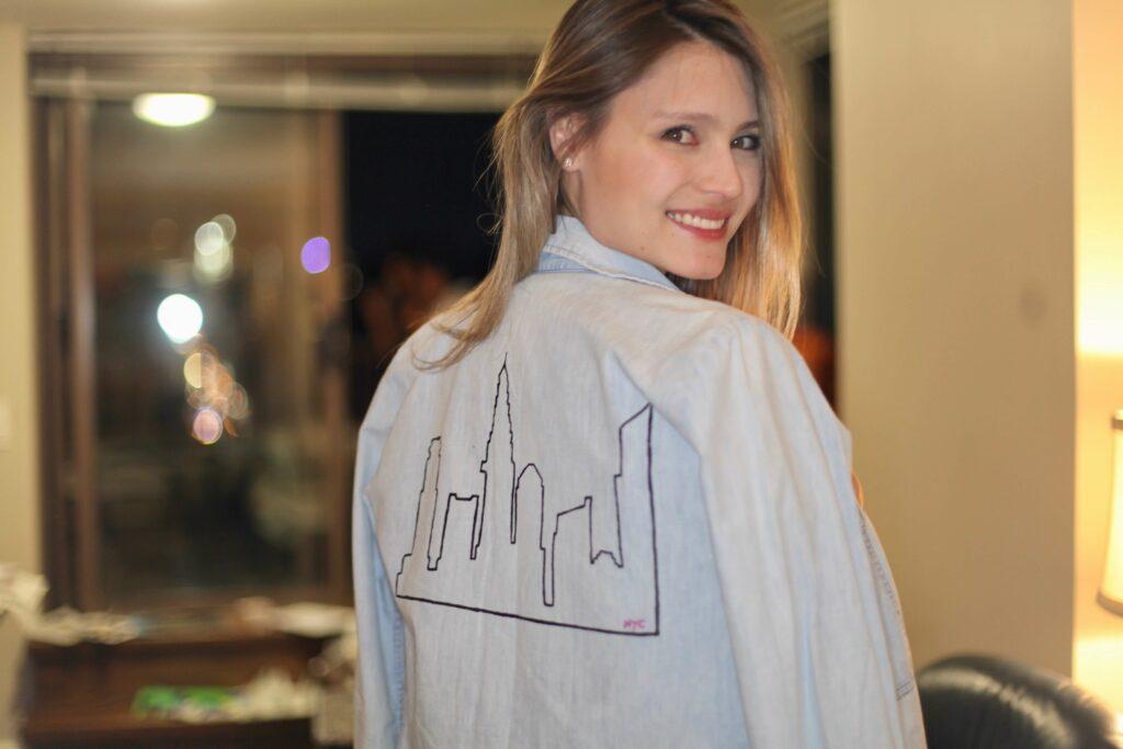 Participando do backstage dos desfiles da NYFW com o NY Fashion Tour - Fashion Tour - Curso de moda em Nova York - Tour de moda em Nova York - semana de moda de Nova York - desfiles - NYFW - backstage - Crivorot & Scigliano