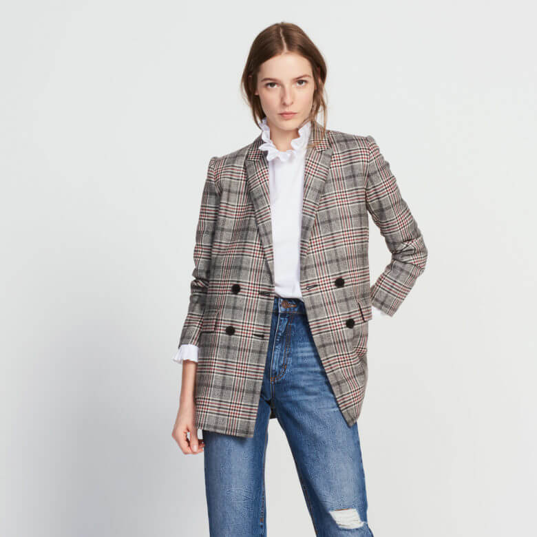 Plaid is the print for Fall 2017 - Crivorot Scigliano - Marcia Crivorot - personal stylist - personal stylist in New York - personal stylist in Westchester NY - personal shopper in NY - Fall 2017