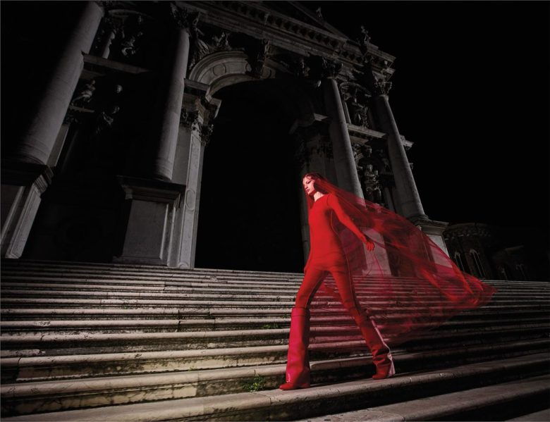 The color of the year - red - Crivorot Scigliano - trends