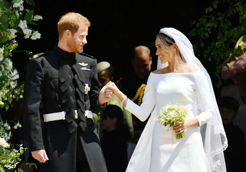 140cd661b5d8 Crivorot Scigliano 10 impressões sobre o casamento real - Harry e Meghan