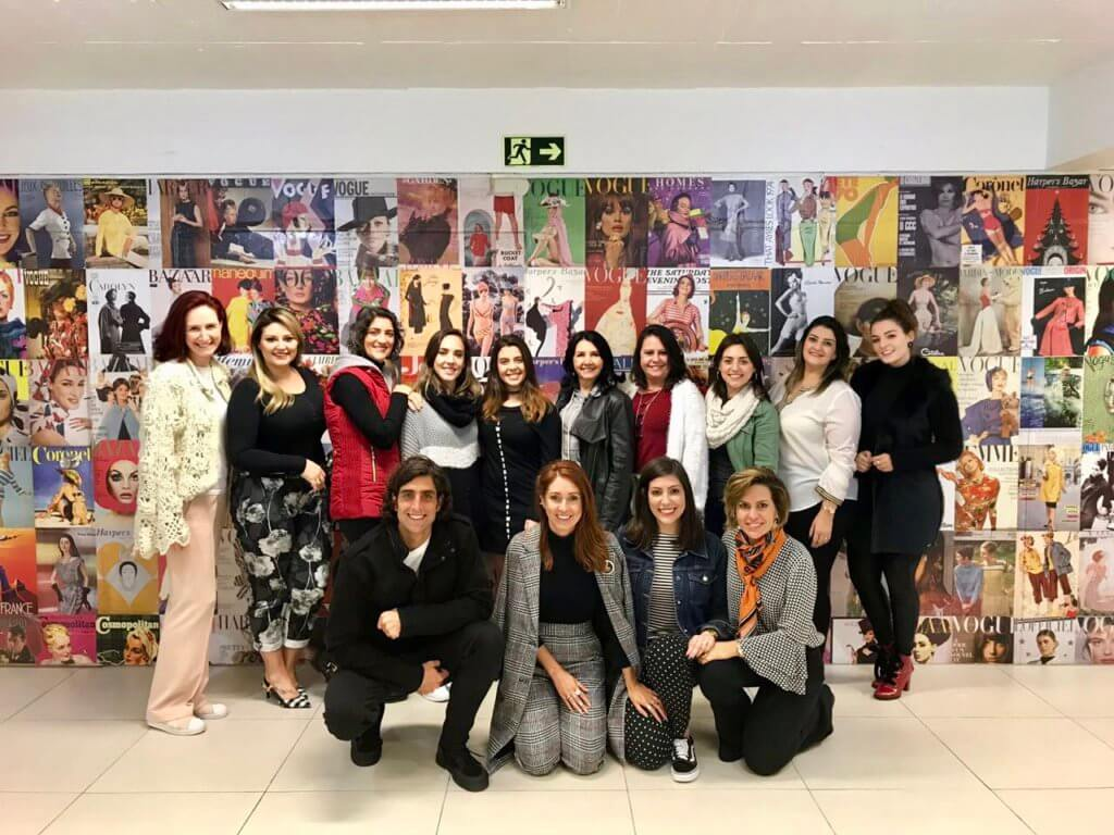 Aula de Personal Shopping na Universidade Caxias do Sul 10ca79e9ddd