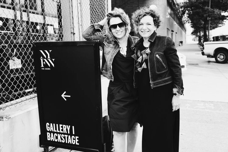 Marcia e Silvia NY