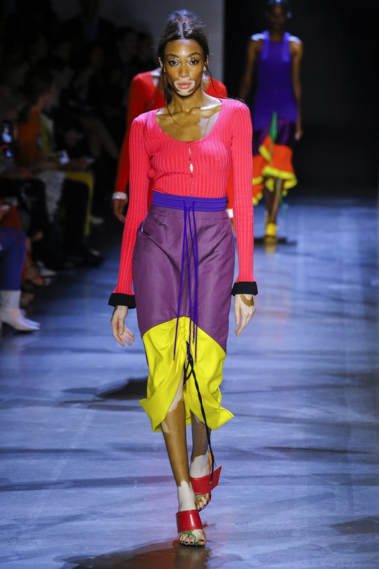 NYFW Spring Trends: Bright Colors, Spring 2019, trends, colors, Fashion week, Crivorot Scigliano, Marcia Crivorot, personal stylist in NYC, personal stylist in Westchester NY