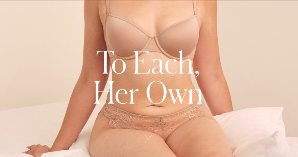 Is Victoria's Secret connected with women?, behavior trends, trends, underwear, lingerie, intimate wear, Victoria's Secret, Third Love, Crivorot Scigliano