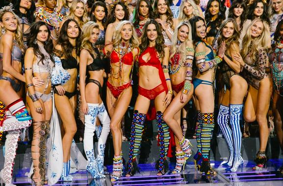 A Victoria s Secret está conectada com as mulheres  4bb50687880